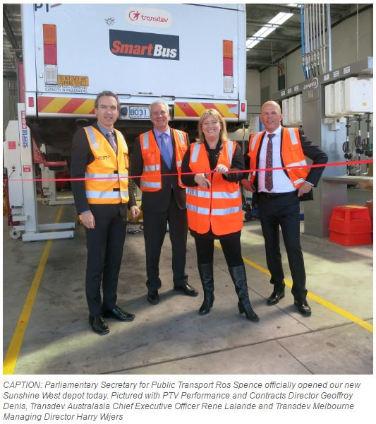 New Sunshine West Depot Open for Business