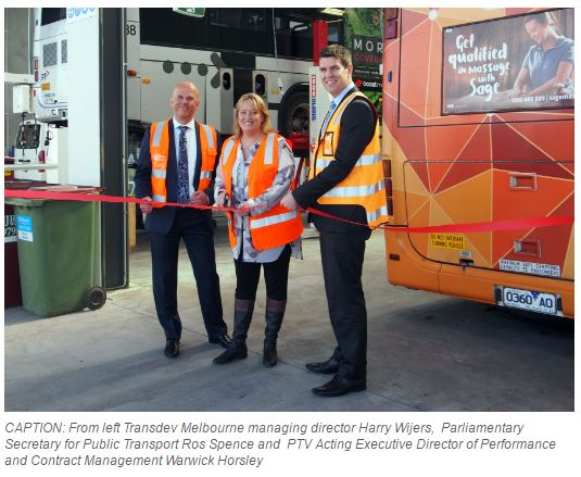 New Heatherton Depot Open For Business