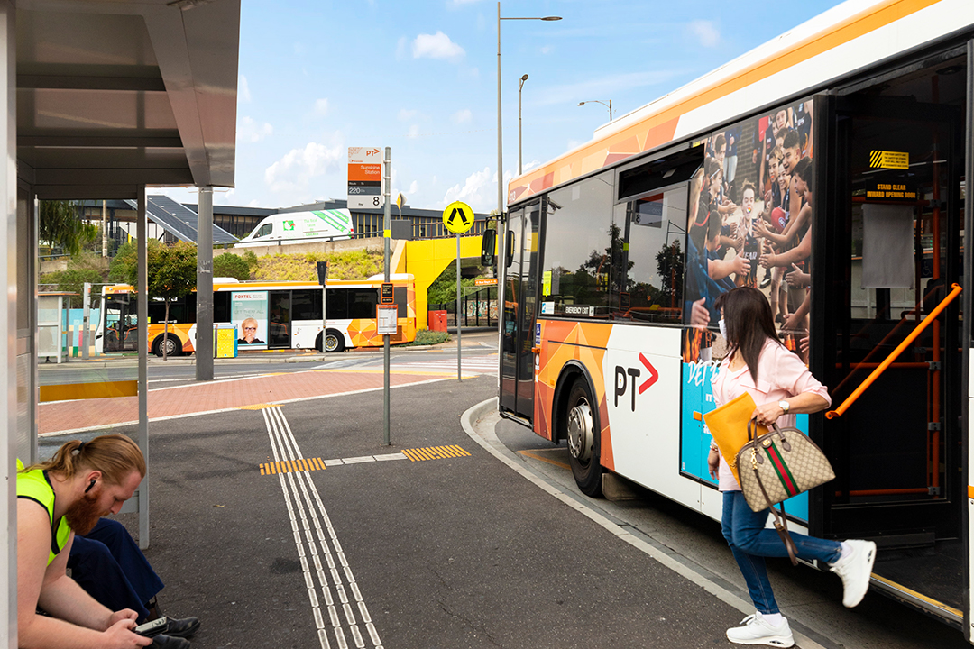 Trial delivers turn up and go bus services for passengers
